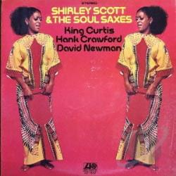 Scott, Shirley - Shirley Scott & The Soul Saxes CD Cover Art