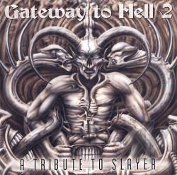Gateway to Hell, Vol. 2: A Tribute to Slayer CD Cover Art
