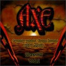 Axe - Twenty Years From Home 1977-1997: Best Of: Vol. 1 CD Cover Art