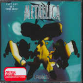 Metallica - Fuel CD Cover Art