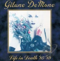 Demone, Gitane - Life in Death 1985-1989 CD Cover Art