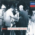 Britten / Lso / Pears - Britten: A Midsummer Night's Dream CD Cover Art