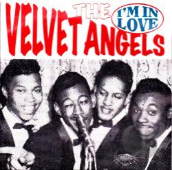 Velvet Angels - Velvet Angels CD Cover Art