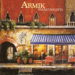 Armik - Piano Nights CD Cover Art