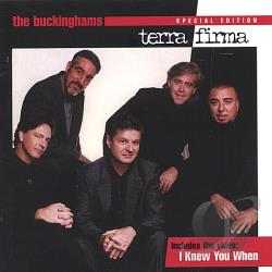 Buckinghams - Terra Firma CD Cover Art