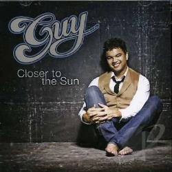 Sebastian, Guy - Closer to the Sun CD Cover Art