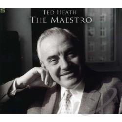 Heath, Ted - Maestro CD Cover Art