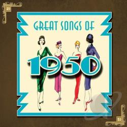 Songs of 1950 CD Cover Art