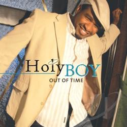 Holy Boy - Out Of Time CD Cover Art