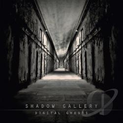 Shadow Gallery - Digital Ghosts CD Cover Art