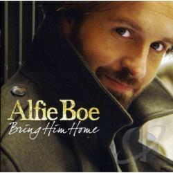 Boe, Alfie - Bring Him Home CD Cover Art