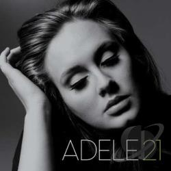 Adele - 21 CD Cover Art