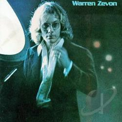 Zevon, Warren - Warren Zevon LP Cover Art
