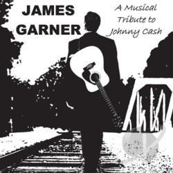 Garner, James - Musical Tribute To Johnny Cash CD Cover Art