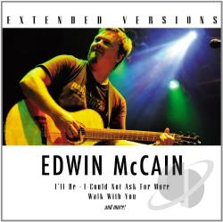 Mccain, Edwin - Extended Versions CD Cover Art