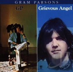 Parsons, Gram - G.P./Grievous Angel CD Cover Art