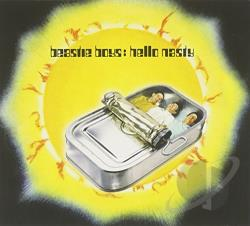 Beastie Boys - Hello Nasty CD Cover Art