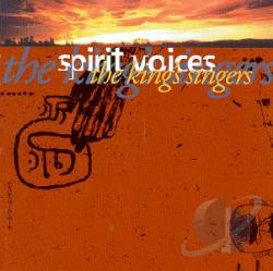 King's Singers - Spirit Voices CD Cover Art