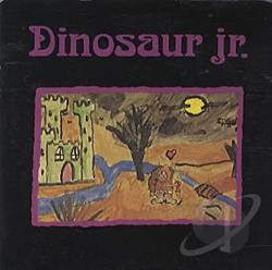 Dinosaur Jr. - Little Fury Things CD Cover Art