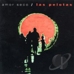Las Pelotas - Amor Seco CD Cover Art