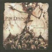 Pipedown - Mental Weaponry CD Cover Art