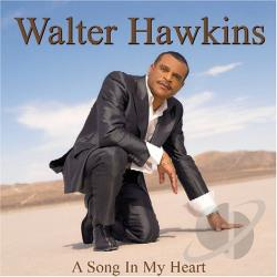 Hawkins, Walter - Song In My Heart CD Cover Art