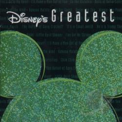 Disney - Disney's Greatest, Vol. 2 CD Cover Art