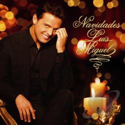 Miguel, Luis - Navidades CD Cover Art
