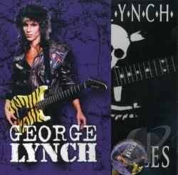 Lynch, George - Scorpion Tales CD Cover Art