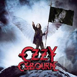 Osbourne, Ozzy - Scream CD Cover Art