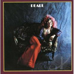 Joplin, Janis - Pearl CD Cover Art