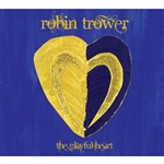 Trower, Robin - Playful Heart CD Cover Art