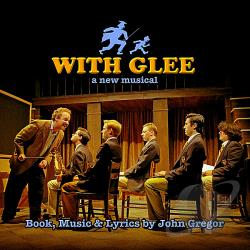 John Gregor - With Glee CD Cover Art