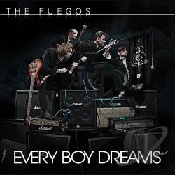Fuegos - Every Boy Dreams CD Cover Art