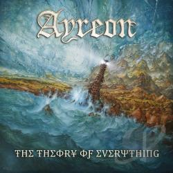 Ayreon - Theory of Everything CD Cover Art