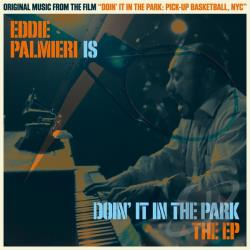 Palmieri, Eddie - Eddie Palmieri Is Doin' It in the Park CD Cover Art