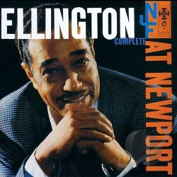 Ellington, Duke - Ellington at Newport 1956 CD Cover Art