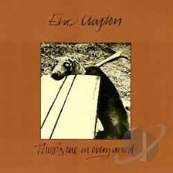 Clapton, Eric - There's One in Every Crowd CD Cover Art