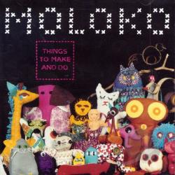Moloko - Things to Make and Do CD Cover Art