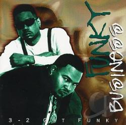 3-2 Get Funky - Funky Business CD Cover Art