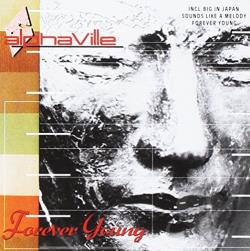 Alphaville - Forever Young CD Cover Art