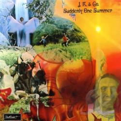 J.K. & Co. - Suddenly One Summer LP Cover Art