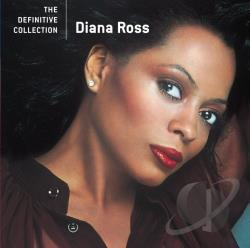 Ross, Diana - Definitive Collection CD Cover Art