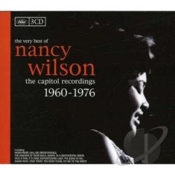 Wilson, Nancy - Very Best Of Nancy Wilson: The Capitol Recordings 1960-1976 CD Cover Art