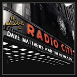 Matthews, Dave/ Reynolds, Tim - Live At Radio City Music Hall CD Cover Art