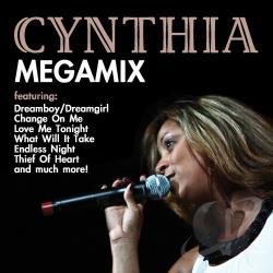Cynthia - Megamix CD Cover Art
