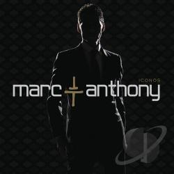 Anthony, Marc - Iconos CD Cover Art