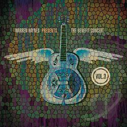 Haynes, Warren - Warren Haynes Presents: The Benefit Concert, Vol. 3 CD Cover Art
