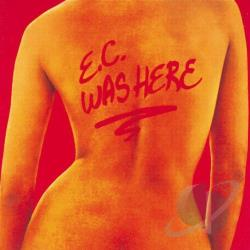 Clapton, Eric - E.C. Was Here CD Cover Art