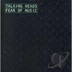 Talking Heads - Fear of Music CD Cover Art